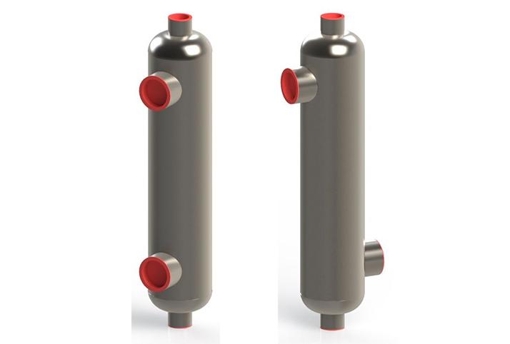 Titanium Pool & Spa Heat Exchangers